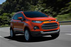 Ford Ecosport due in 2015
