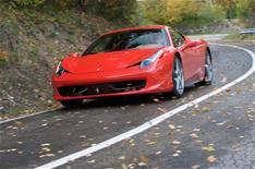 Ferrari 458 Italia to be recalled
