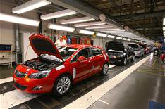 Big jump in UK car production