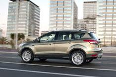 2013 Ford Kuga pricing announced
