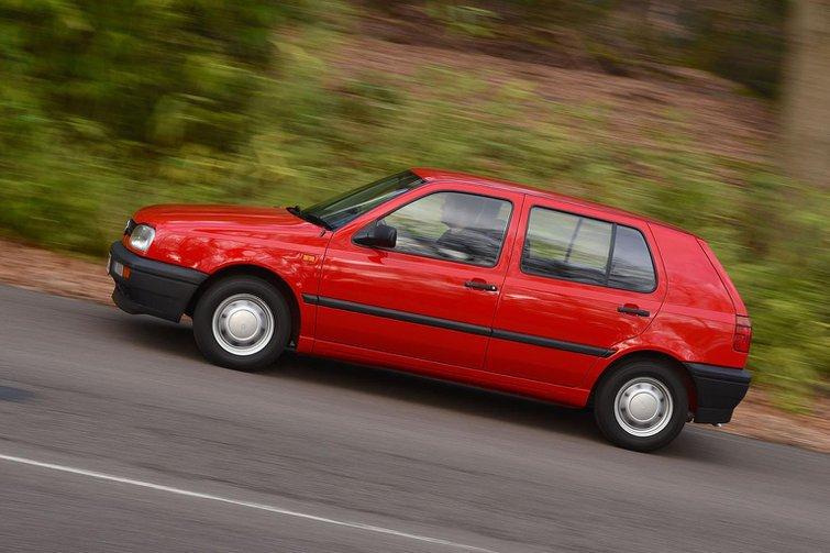 Volkswagen Golf Mk3 – Rewind Wednesday