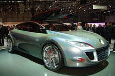 6th Renault Megane concept