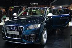 Audi: Different cars, same engine