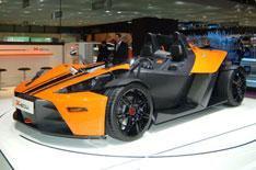 KTM X-Bow Dallara Series