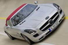 New SLS AMG Roadster revealed