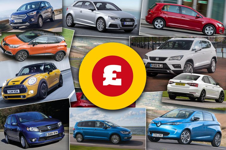 New cars for every budget – best PCP deals from £100 per month