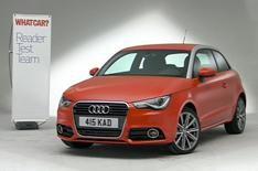 Audi A1 What Car? Reader Test Team