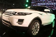 Range Rover Evoque production starts