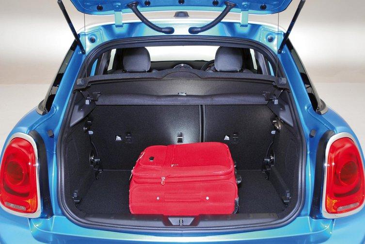 Audi A1 vs Mini Hatch vs Volkswagen Polo