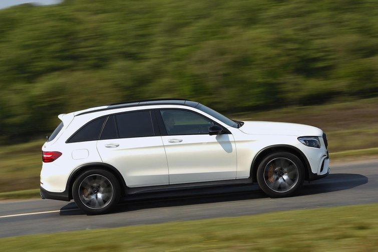 2018 Mercedes-AMG GLC 63 S review – verdict