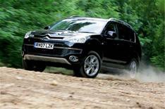 Top 10 crossover and 4x4 deals