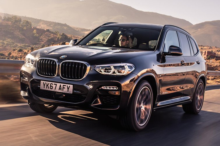 2017 BMW X3 xDrive30d review - price, specs and release date