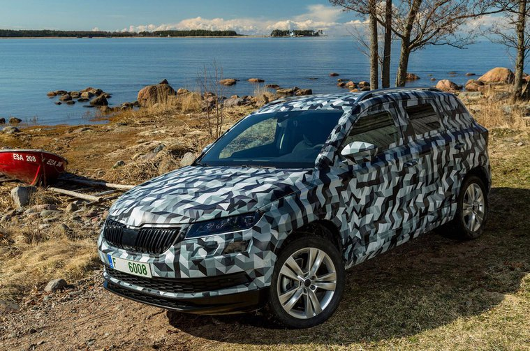 Skoda Karoq 2017 verdict and specs