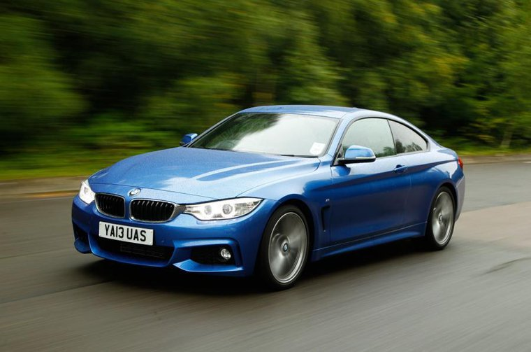 Deal of the Day: BMW 4 Series