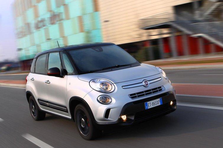 2014 Fiat 500L Beats Edition review