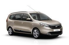 Geneva motor show 2012: Dacia Lodgy