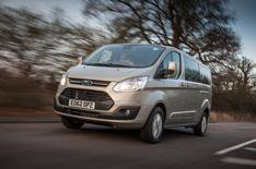 2013 Ford Tourneo Custom review