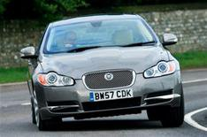 Demand causes Jaguar XF delays