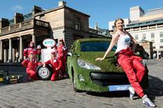 Supermodel Jodie Kidd's green campaign