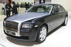 More details on 'baby' Rolls-Royce