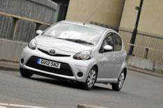 2012 Toyota Aygo review