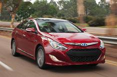 Hyundai Sonata hybrid review