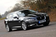 Our cars: Jaguar XF Sportbrake intro