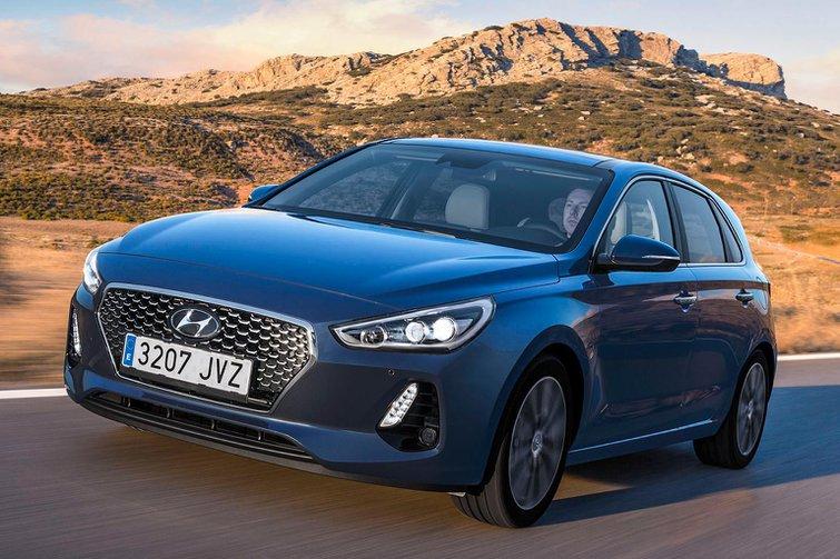 New Hyundai i30 reviewed on video
