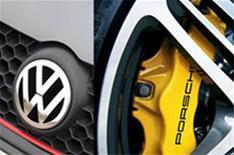 VW agrees Porsche merger deal