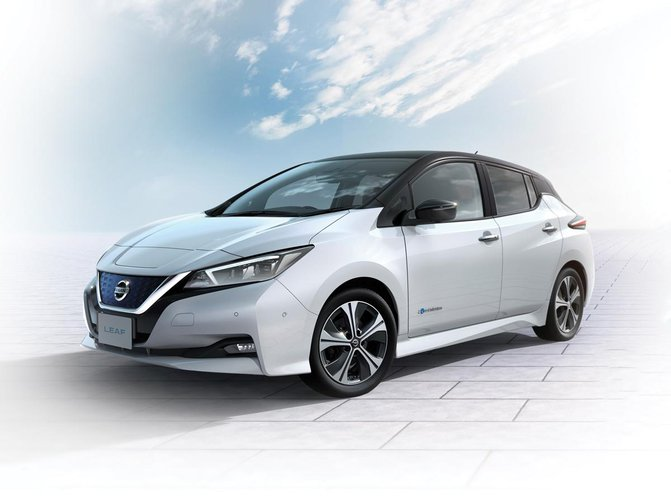 Promoted: New Nissan LEAF – Turn over a New LEAF