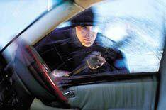 Saturday is top car theft day