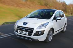 Peugeot hybrids