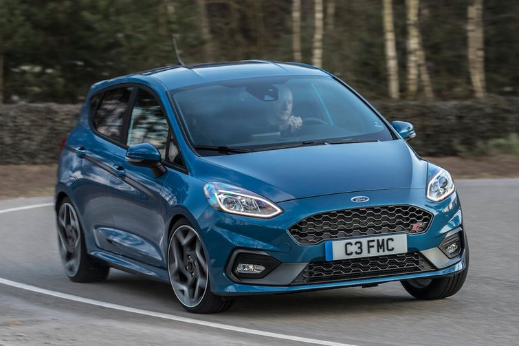 2018 Ford Fiesta ST passenger ride review - price, specs and on sale date