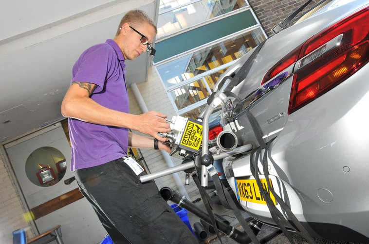 Volkswagen cars perform well in new NOx emissions tests