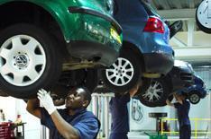 VW promises better servicing