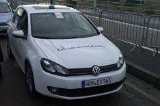 Volkswagen Electric Golf