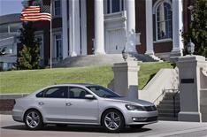 Bigger, all-new VW Passat revealed
