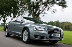2013 Audi A8L 3.0 TDI review