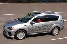 Mitsubishi Concept PX-MiEV II review
