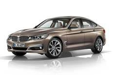 New BMW 3 Series GT vs rivals