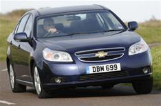 Chevrolet's Epica bargain