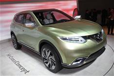Nissan X-Trail to get new name