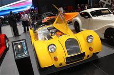 Geneva motor show: Morgan Plus E