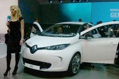 Geneva motor show 2012: Renault Zoe