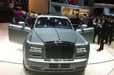 Geneva 2012: Rolls Royce Phantom II