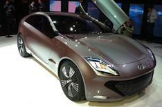 Geneva motor show 2012: Hyundai i-oniq