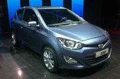 Geneva motor show 2012: Hyundai i20