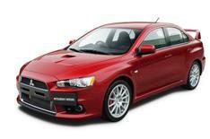 Next Mitsubishi Evo to be smaller