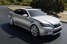 Four-cylinder hybrid mooted for Lexus GS