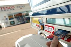 Petrol price war at the supermarket